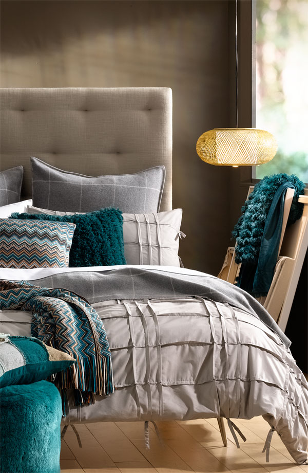 turquoise and grey bedroom 1000 wonderful things