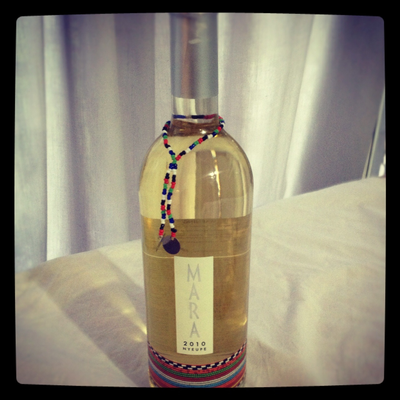Mara Wine - with wine jewelry!